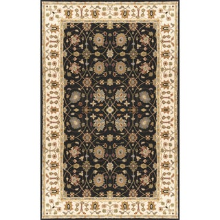 Hand-Tufted Calvert New Zealand Wool Indoor Rug (5' x 8')