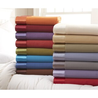 All Seasons Year Round Lightweight Sheet-style Blanket