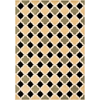 Furniture of America Bardot Graphic Trellis Area Rug (9'2 x 12'7)