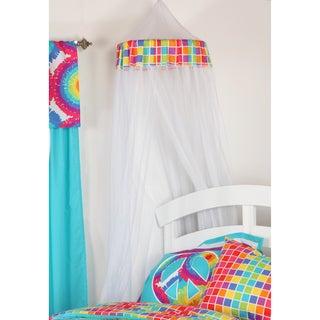 Terrific Tie-dye Canopy