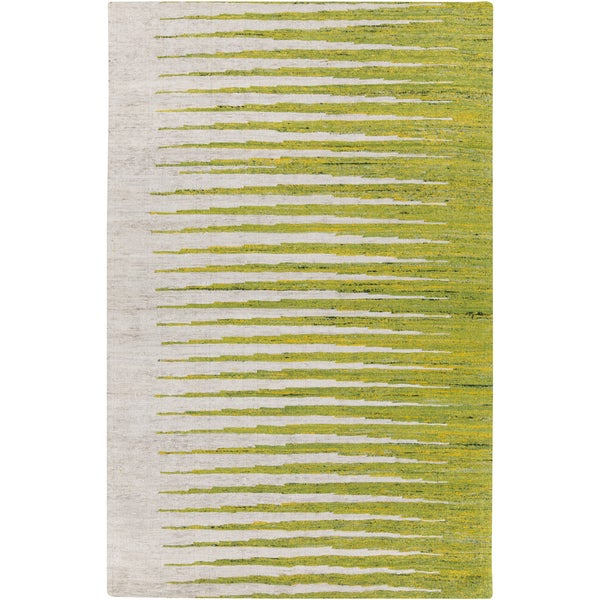 Porch & Den Calusa Handwoven Abstract Cotton Area Rug
