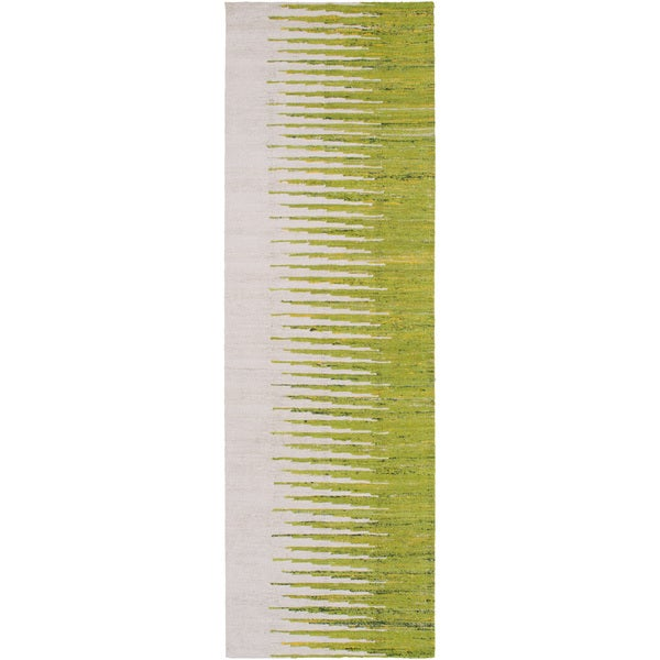 Porch & Den Calusa Handwoven Abstract Cotton Runner Rug