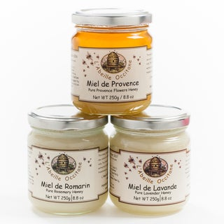 igourmet The Provence Honey Collection