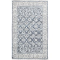 Hand-Knotted Orford Wool Area Rug - 9' x 13'
