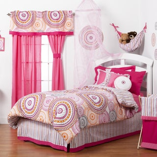Sophia Lolita 8-piece Bed-in-a-Bag with Sheet Set