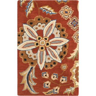 Hand-Tufted Ari Traditional Wool Rug (2' x 3')
