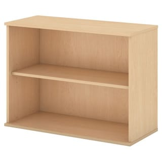 Adjustable 2-shelf Bookcase