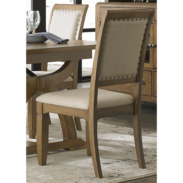 Town And Country Transitional Upholstered Dining Chair