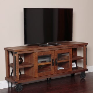 Industrial 73 wide TV Console