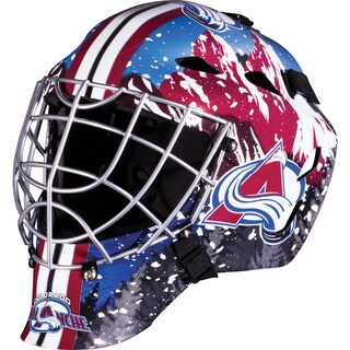 Franklin Sports NHL Team Goalie Mask - One Size Fits most