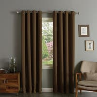 "Aurora Home Thermal Insulated 108-inch Blackout Curtain - 52""w x 108""l"