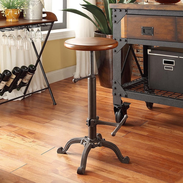 Grady Adjustable Stool Free Shipping Today Overstock