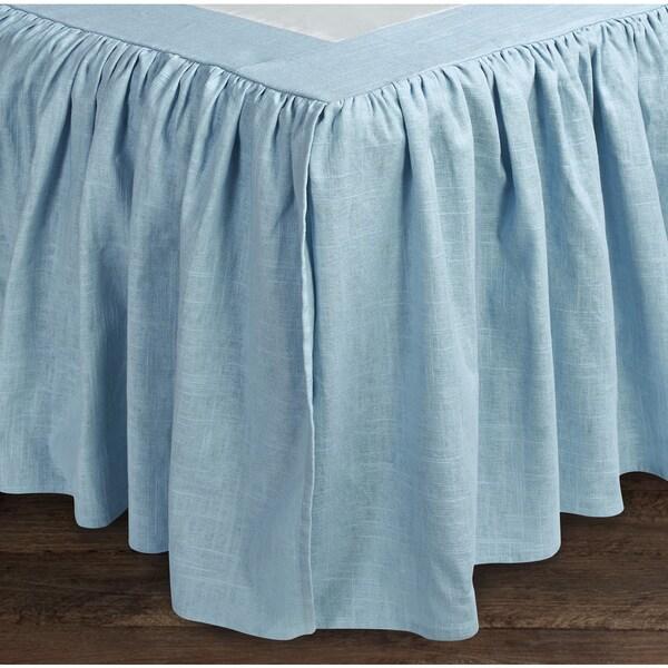 Sandy Wilson Cashmir 18-inch Drop Bedskirt