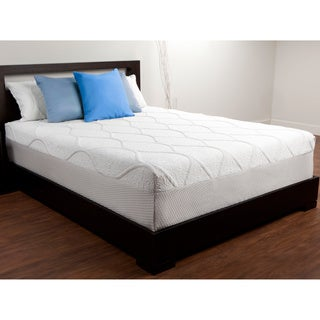 Comfort Memories 14-inch Sensogel California King-size Gel Memory Foam Mattress