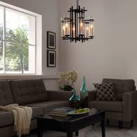 Chime Metal Chandelier