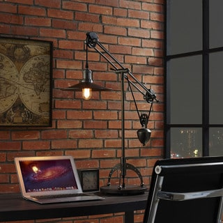Credence Metal Table Lamp