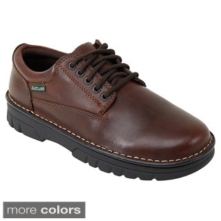Men's Plainview Full-grain Leather Oxford Shoes
