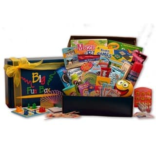 Easter gift baskets for less overstock the big fun kids box negle Choice Image