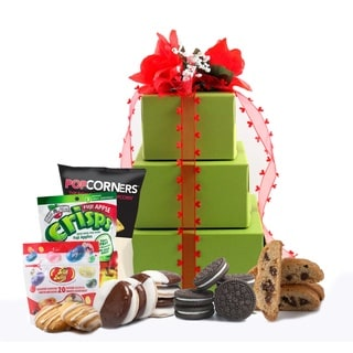 Happy thanksgiving gluten free gift tower small 15 pounds happy mothers day gluten free gift tower large 2 pounds negle Choice Image