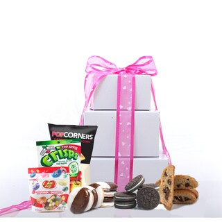 Lady of Honor! Gluten Free Gift Tower, Large, 2 pounds