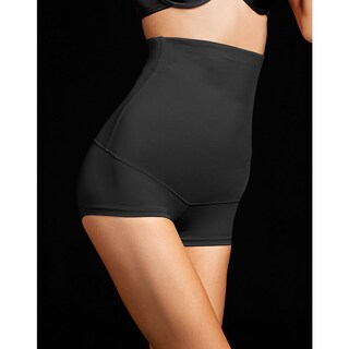 Flexees Fat Free Dressing Hi-Waist Boyshort 3X, 4X