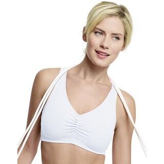 Hanes Women's Stretch Cotton Sport Top 2-Pack