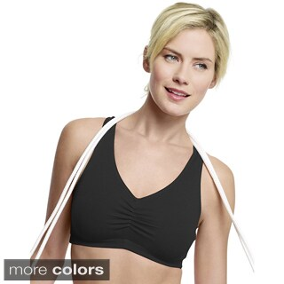 Hanes Women's Stretch Cotton Sport Top 2-Pack