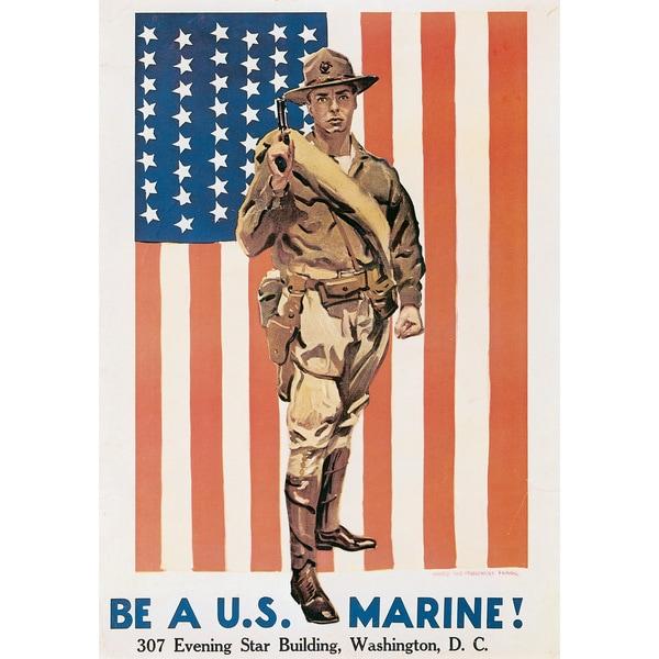 Be a U.S. Marine