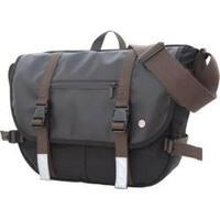 Token Lorimer Lite Messenger Bag (Medium) Black