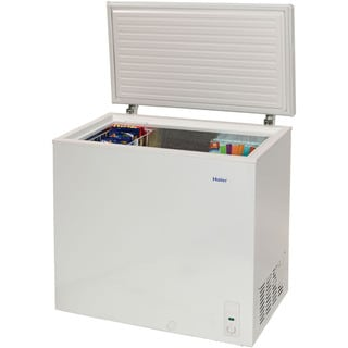 Haier HF71CM33NW 7.1 Cu. Ft. Chest Freezer