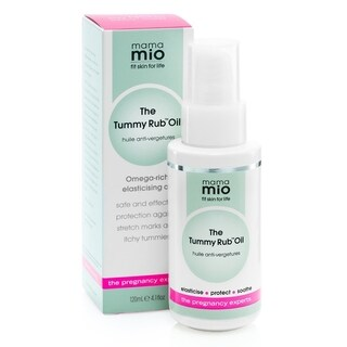 Mama Mio Tummy Rub 4.1-ounce Oil
