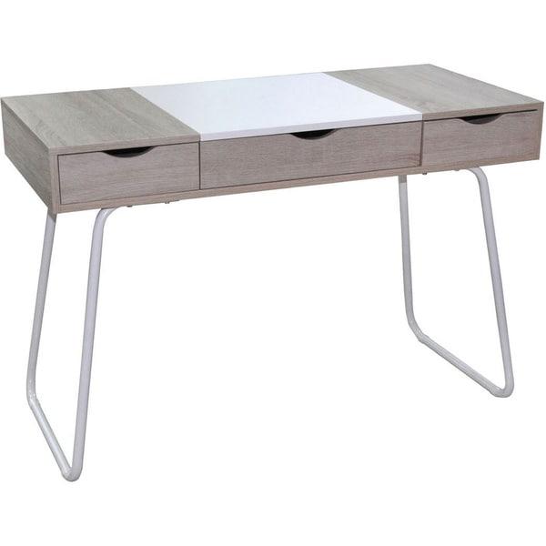 Fala White Birch Desk
