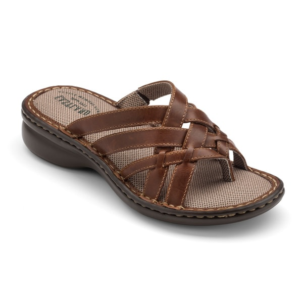 Shop Eastland Women S Lila Sandals Free Shipping Today