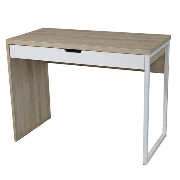 Marlan White Birch Student Desk - Free Shipping Today - Overstock.com