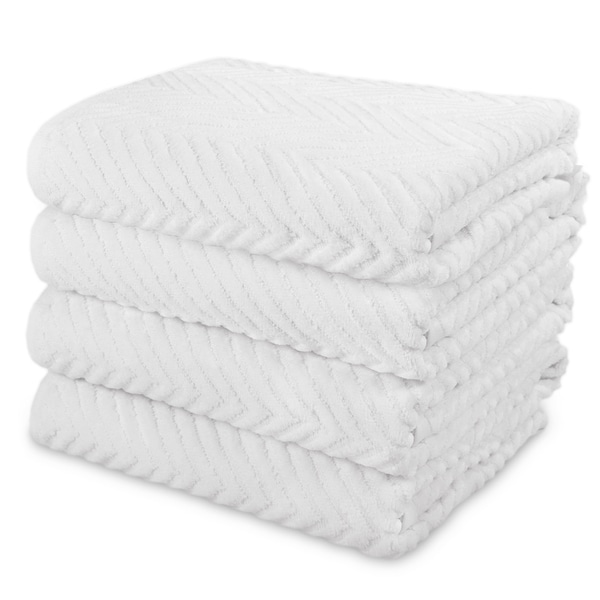 LaMont Home Chevron Bath Towel Collection