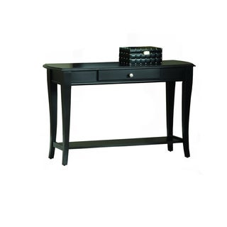 Broadway Black Sofa Table