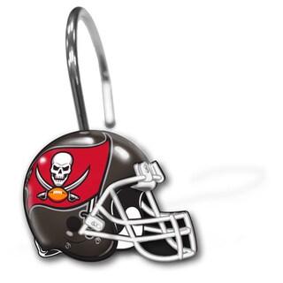 NFL 942 Bucs Shower Curtain Rings