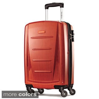 Samsonite Winfield 20-inch Carry On Hardside Spinner Upright Suitcase