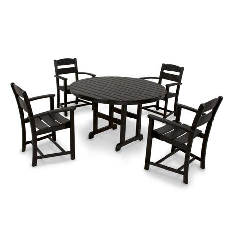 Ivy Terrace Clics 5 Piece Outdoor Dining Set