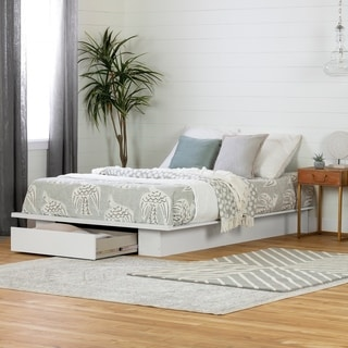 South Shore Holland Full/Queen Platform Bed
