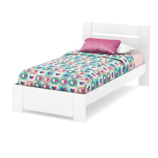 South Shore Reevo Twin Bed Set