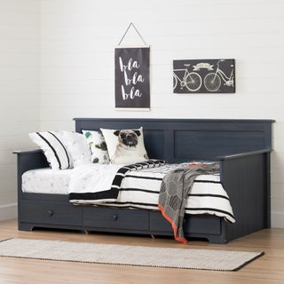 South Shore Summer Breeze Twin Daybed with Storage (2 options available)