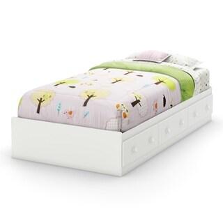 South Shore Savannah Twin Mates Bed