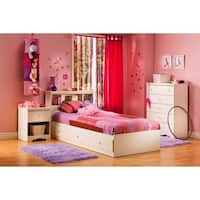 South Shore Crystal Mates Bed with 3 Drawers