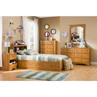 South Shore Little Treasures Twin Mates Bed
