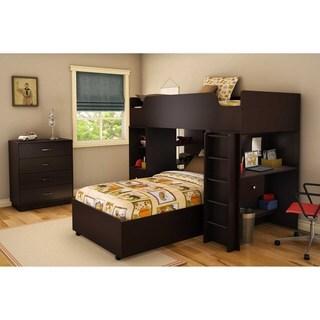 South Shore Logik Twin Loft Bed