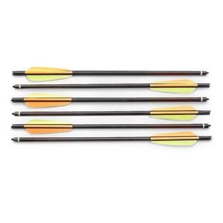 SA Sports 16-inch Carbon Bolts (Pack of 6)