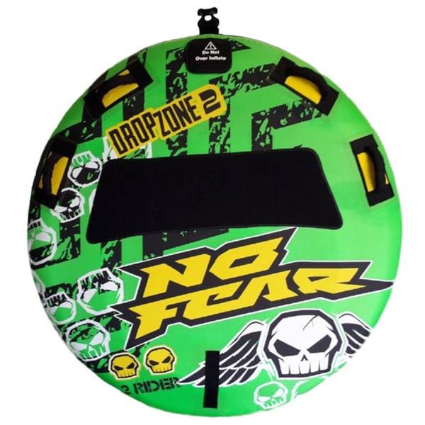 Nash No-Fear Dropzone 2-person Deck Towable