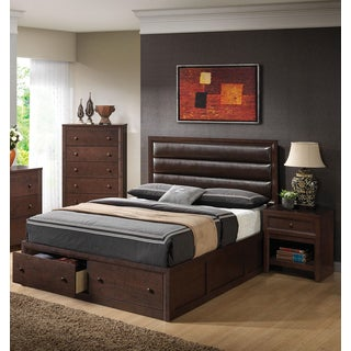 Draize 3-piece Bedroom Collection