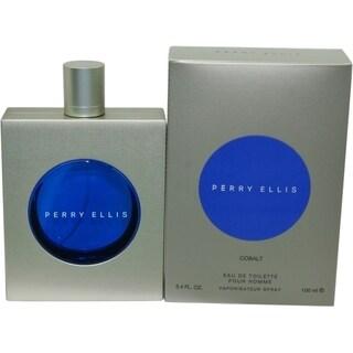 Perry Ellis Cobalt Men's 3.4-ounce Eau de Toilette Spray